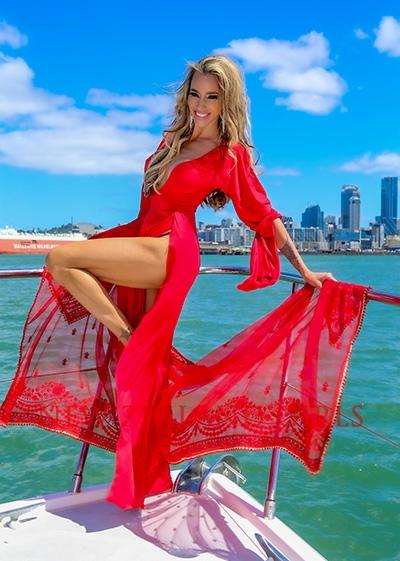Auckland Escort Anastacia -Beautiful Blonde Spanish escort from Auckland.