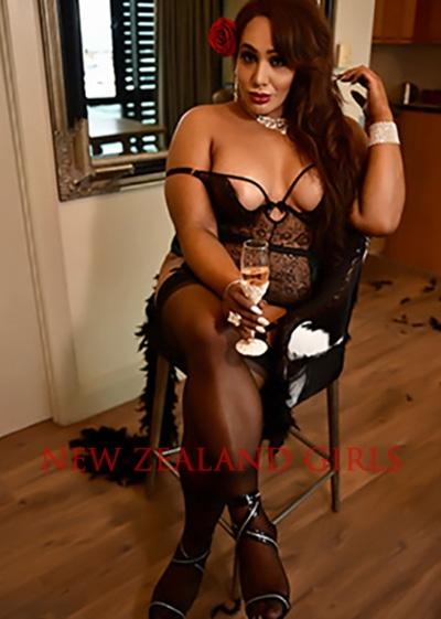 Auckland Escort Venus Vixen -Stunning Polynesian T Girl